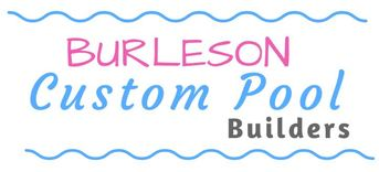 Burleson Custom Pool Builders Logo